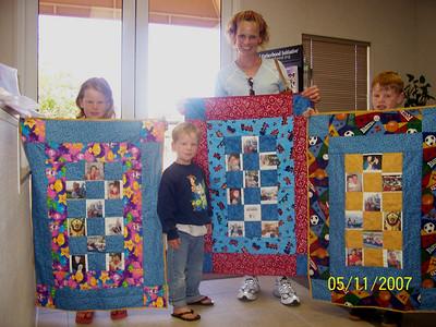 Operation Kid Comfort - 2007