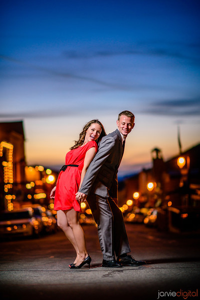 Park City Engagement Pictures