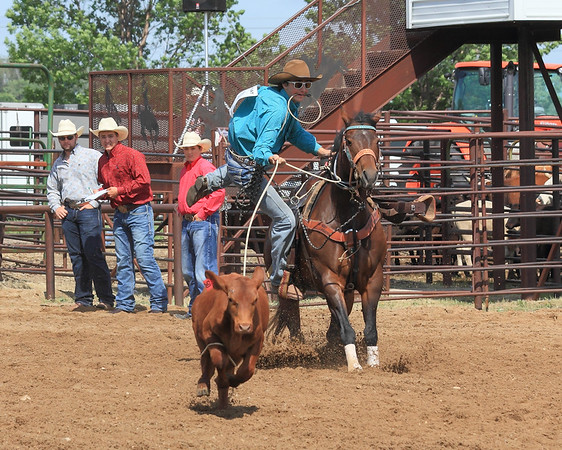 2017 SD East Region High School Rodeo - Sunday Events