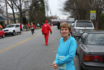 ATC Women 5K Candler Park, Atlanta, Ga 3-27-10