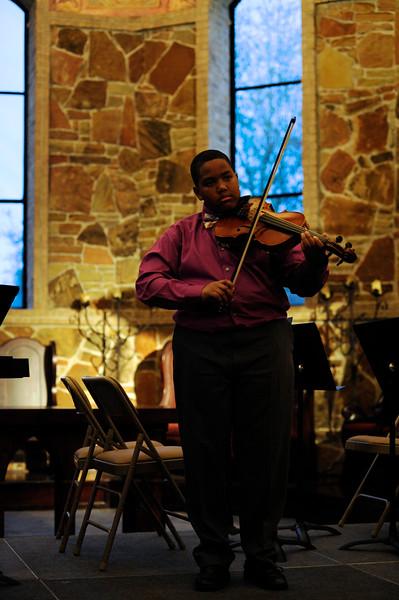2014-15 Orchestra Solo & Ensemble Recital