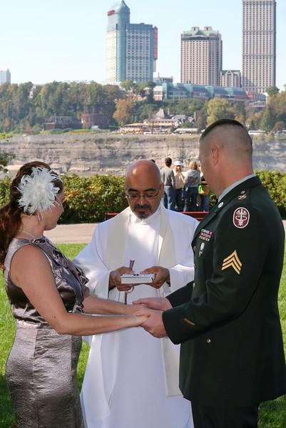 Godfrey Alberston Wedding - October 8, 2011