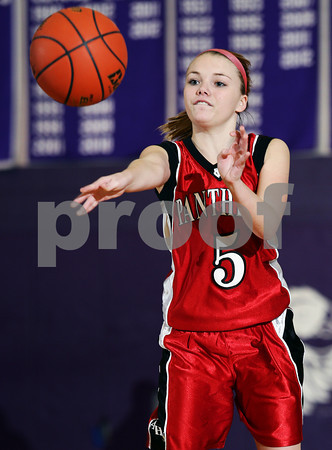 2014 Austin Girls Basketball @ Coudersport