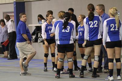 2013-14 Newberry Academy Volleyball