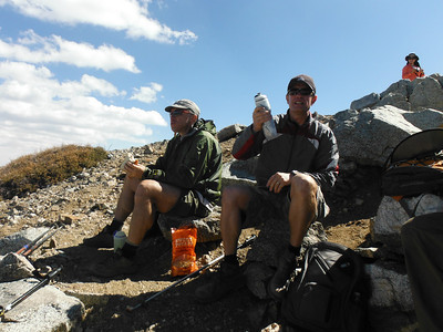 Baldy Mountain Sept 2012