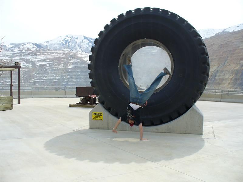 Andres Calderon - Bingham Canyon Mine - Copperton, Utah