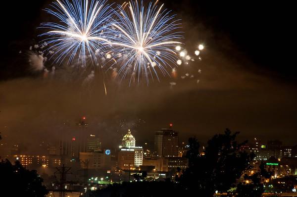 Peoria Il Fireworks 2015