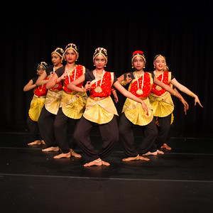Sai Mayur Dance School - 2017 Chester
