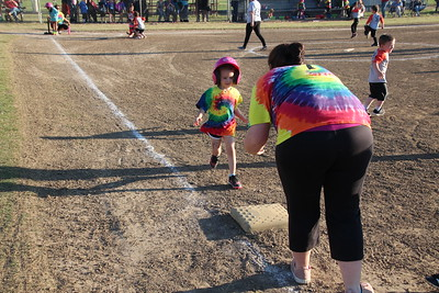 3 year old T-Ball 2019