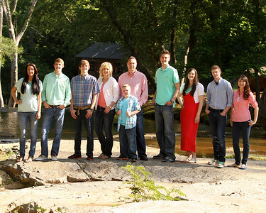 Mears Family 2014
