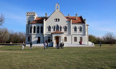 Srbija - Plandiste, dvorci Banata, Srpski Itebej, Srpska Crnja, 23.11.2019.