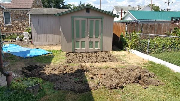 Back Yard & Porch