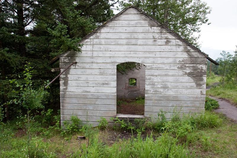 Lower Bankhead Ruin