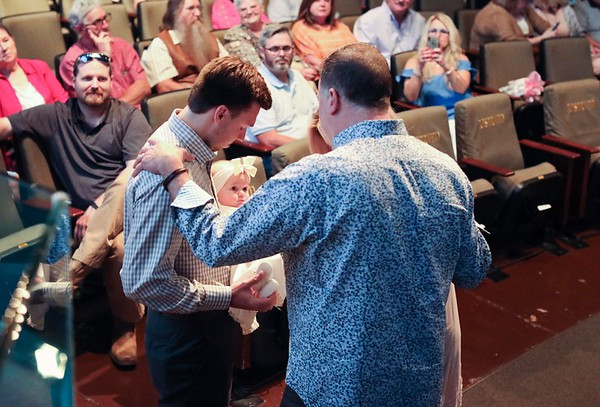 5.2019 Pinelake Baby Dedication