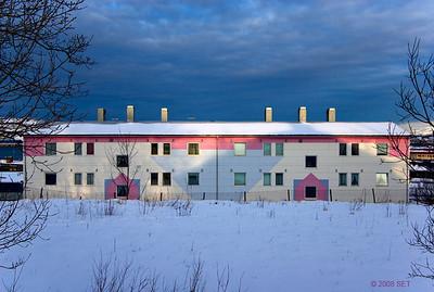 My little town - Bodø