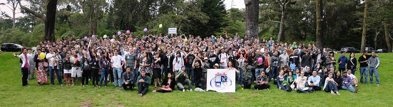 Reddit SF Bay Area meetup 2011