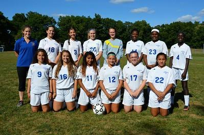 Rockville Girls JV vs. West Hartford 091616