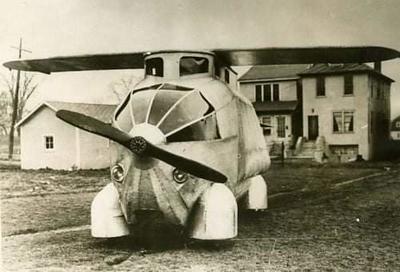 Amphibie, Franck Bolger, 1932.