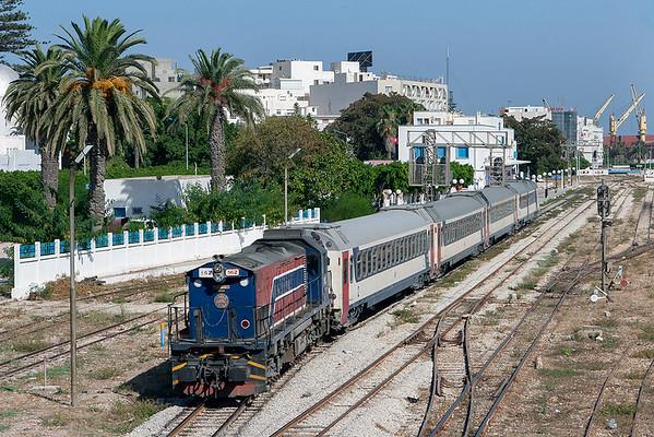 4th to 6th August 2010: Tunisia-Sousse to Monastir
