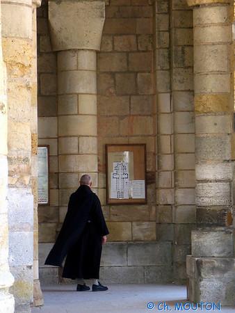 Abbaye de St Benoit sur Loire - Interieur