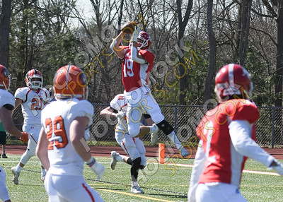 North Attleboro - Oliver Ames Football 03-27-21