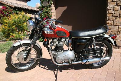 1969 Original Bonneville