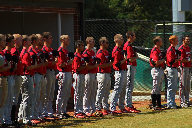 Baseball Field commencement