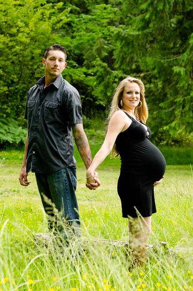 Hilary + Caleb + Bump