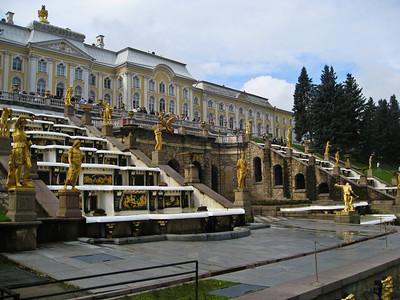 St. Petersburg - The Peterhof