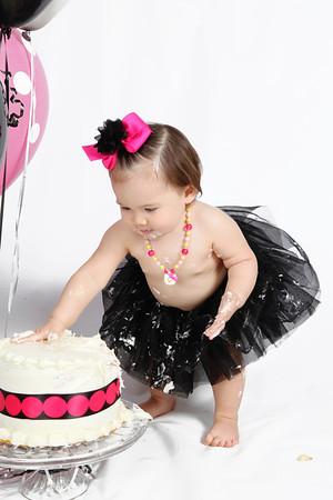 Ashley Cake Smash