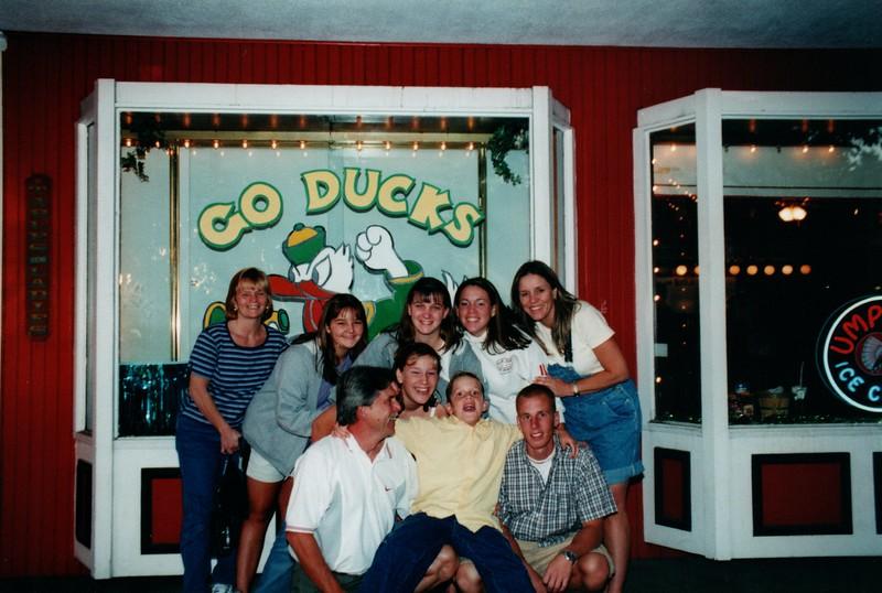 2000 August Oregon A