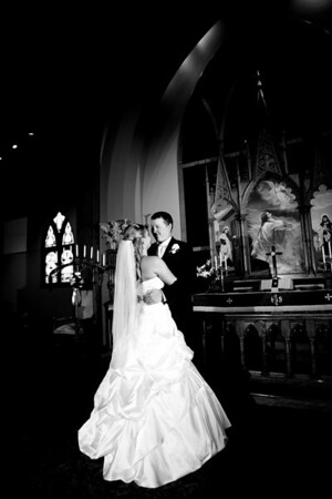 {photofabulous} Mr & Mrs T in  Black and White