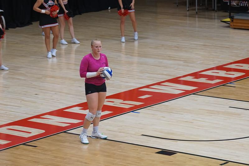Volleybal V. Presbyterian