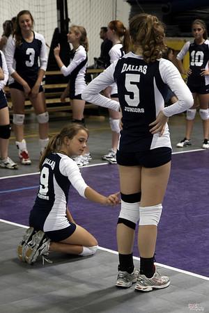 Dallas Juniors 13Nike Club Regionals Saturday Pool Play (4/9/2011)