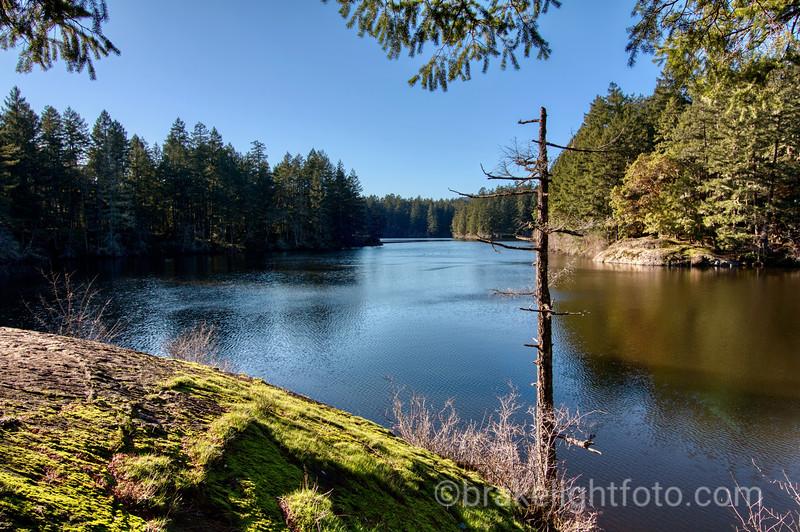 Thetis Lake Regional Park