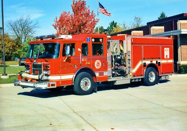Countryside Fire Protection District