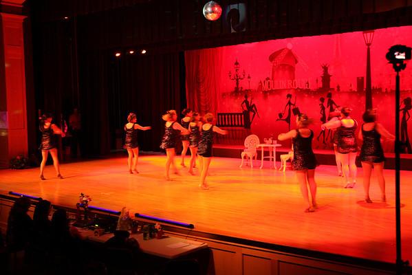 Paula Coffey Dance Recital 2014