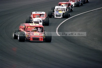New Hampshire International Speedway-Modifieds