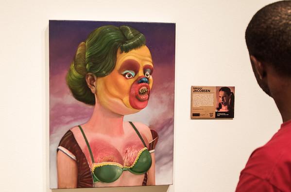 Art Dorks crowdfolk