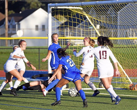 Southington Girls Soccer 10-15-20