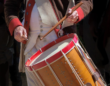 Sturbridge Village Red Coats and Rebels 2015