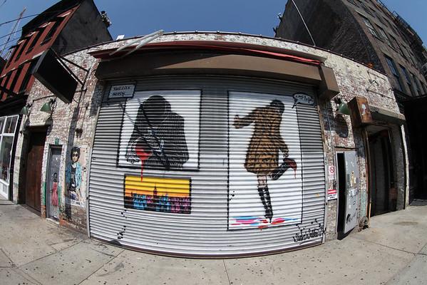 Manhattan August 2012