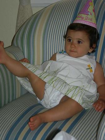 2007 0401 Hanna's 1st Birthday