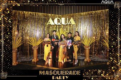 Event - Aqua Year End Party 2020
