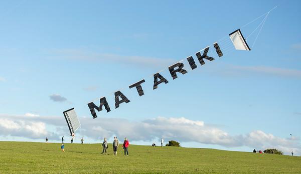 Jun 19 - Matariki at Bastion Point