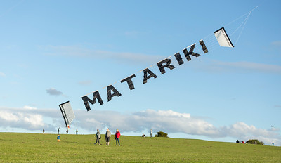 Jun 19 - Matariki at Bastion Point
