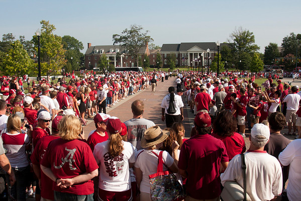 Alabama Kent State 2011