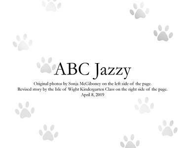 IWA Kindergarten version of ABC Jazzy