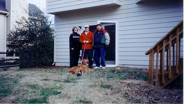 Post-Christmas 2001 - Smyrna, GA