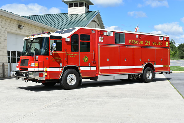 Company 21 - Millwood Station Fire & Rescue
